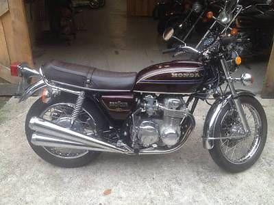 Honda : CB 1977 honda cb 550