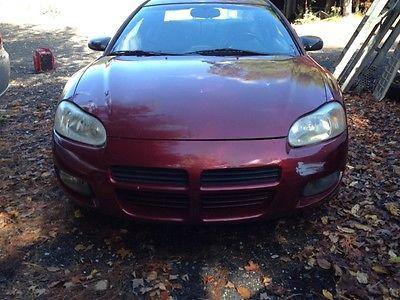 Dodge : Stratus R/T 2002 dodge stratus r t coupe 2 door 3.0 l