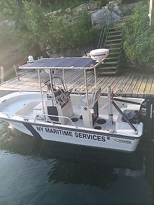 2014 Boston Whaler Rescue Patrol Boat