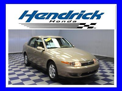 Saturn : L-Series L-300 Automatic AUTOMATIC LEATHER SUNROOF HEATED SEATS AIR CONDITIONING CRUISE CONTROL A/C