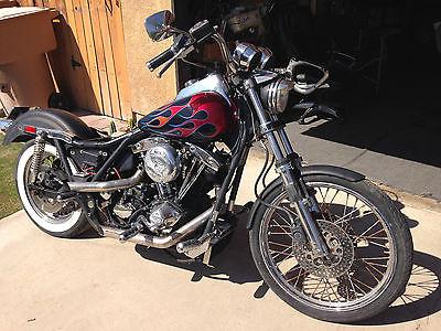Harley-Davidson : FXR 1982 harley davidson fxrs superglide ii firtst year fxrs 80 shovelhead