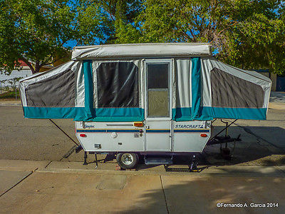 how to clean mold from tent trailer