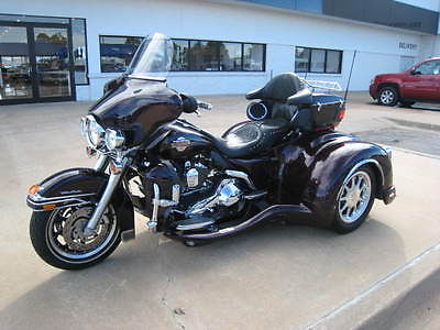 Harley-Davidson : Touring 06 harley ultra classic california side car trike conversion 1450 cc 88 one owner