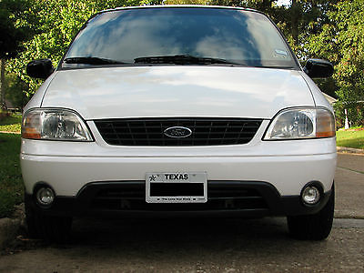 Ford : Windstar SE Sport Mini Passenger Van 4-Door 2001 ford windstar sport se 24 025 actual miles highly equipped very nice