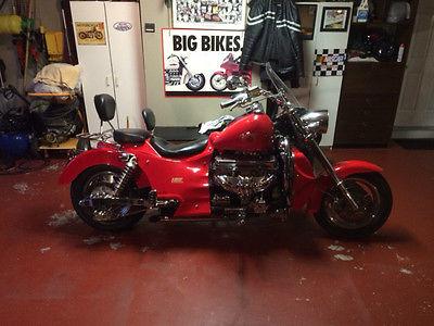 Boss Hoss 2001 boss hoss motorcycle
