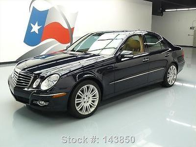 Mercedes benz e class texas cars for sale for Mercedes benz e350 sunshade