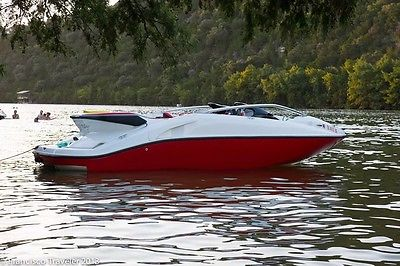 2008 Sea Doo Speedster 200 BRP Jet Boat 310 hp Twin Rotax Custom Audio