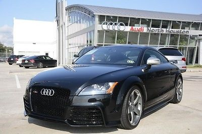 Audi : TT RS Coupe 2-Door 2013 audi tt rs ttrs certified pre owned black optic navigation