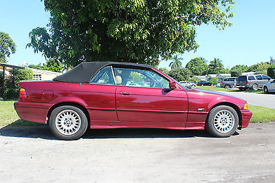 BMW : 3-Series Base Convertible 2-Door 1995 bmw 318 i base convertible 2 door 1.8 l