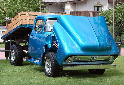 Ford : Other Pickups F-250 1956 ford truck