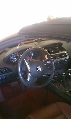 BMW : 6-Series 650 i 2006 bmw 650 i base convertible 2 door 4.8 l