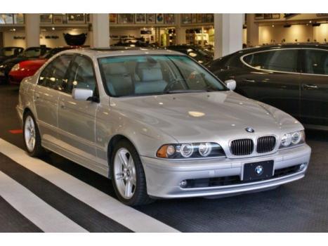 BMW : 5-Series 540i ONE OWNER BMW 540i 6 SPEED MANUAL TRANSMISSION