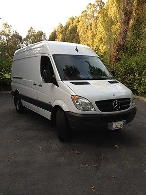Sprinter 2500 high roof cars for sale for Mercedes benz san mateo