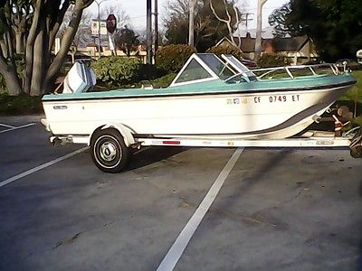 BOAT,fishing boat,outboard,chrysler motor,trailer, and engine book,.AS IS,