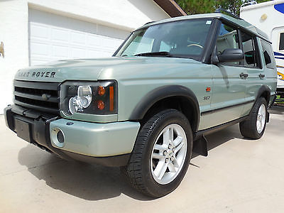 Land Rover : Discovery SE7 Florida, Two Owner, 2003 Land Rover Discovery SE7 80K miles 4X4, Heated Seats