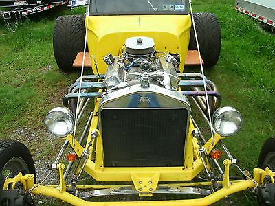 Ford : Model T T-Bucket 1923 ford t bucket clear title wide tires