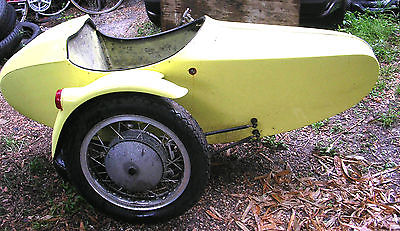 Other Makes Motorvation Spyder Sidecar