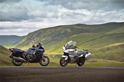 Triumph : Trophy NEW: 2014 Triumph Trophy, Brand New, Lunar Silver. Another available.