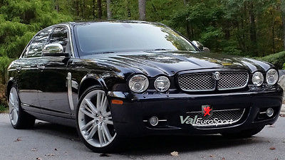 Jaguar : XJR Vanden Plas + XJR = SUPER 8 Portfolio Edition Superb 2009 Jaguar Super 8 V8 Portfolio Edition Cellestial Black/Navy 20