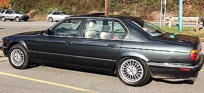 BMW : 7-Series 750iL Classic BMW V12
