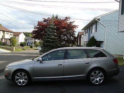 Audi : A6 Avant Wagon 4-Door 2006 audi a 6 quattro avant wagon 4 door 3.2 l