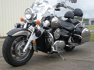 Kawasaki : Vulcan Kawasaki Vulcan 1600 Nomad 2007