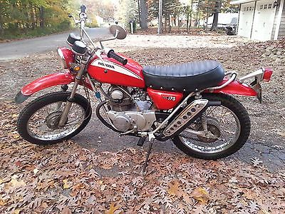 Honda : Other Honda SL175 K1