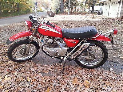 Honda : Other Honda SL175 K1