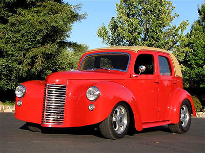 Other Makes : 1949 English Ford Prefect-Anglia Custom Hotrod Hotrod 1949 english ford prefect anglia custom hotrod air conditioning