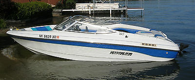 Extremely Clean 1994 Rinker 180 Bowrider with 3.0 I/O, She's Ready to go!