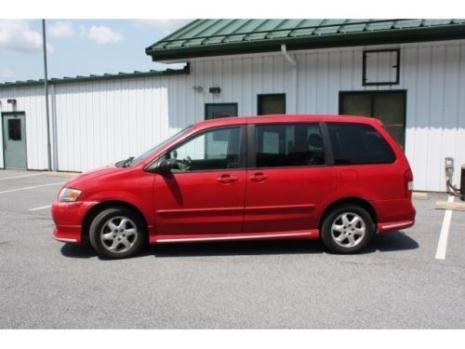 Mazda : MPV DX 2000 mazda mpv dx automatic 4 door van 7 passenger no reserve inpsected