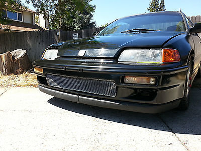 Honda : CRX Base Coupe 2-Door 1990 honda crx base coupe 2 door 1.5 l