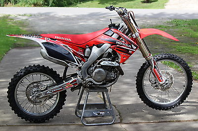 Honda : CRF 2009 honda crf 450 r very clean ready to ride