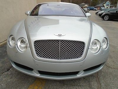 Bentley : Continental GT Coupe 2005 bentley continental gt