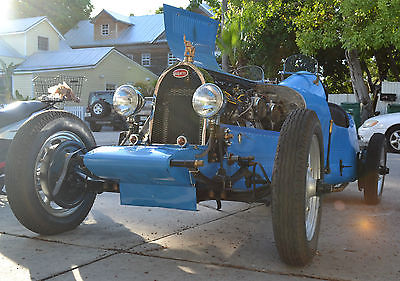 Other Makes : 1927 BUGATTI 35 TRIBUTE CAR SPEEDSTER VERY AUTHENTIC 1927 BUGATTI T 35