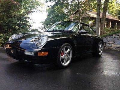 Porsche : 911 Carrera 4S Coupe 2-Door 1998 porsche c 4 s