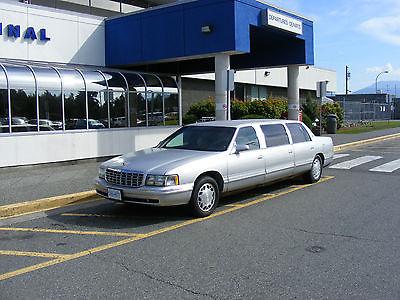 Cadillac : DeVille 6dr CadillacDeVille 6 door limo