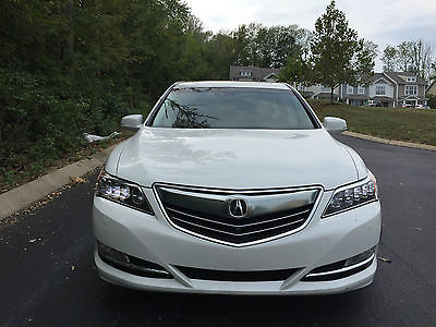 Acura : RL RLX ACURA 2016 RLX ADVANCED PACKAGE