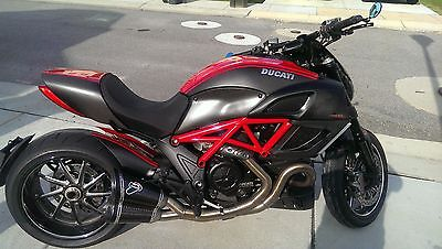Ducati Diavel Carbon Motorcycles For Sale