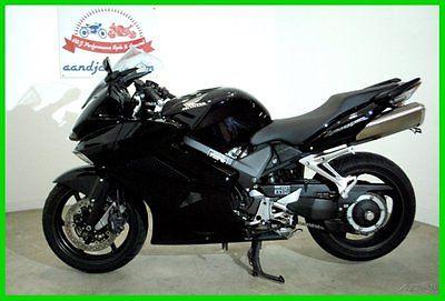 Honda : Interceptor 2009 honda interceptor vfr 800 extremely low miles all stock clean bike