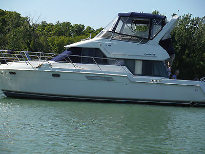 1996 37' Carver Voyager 370 Motor Yacht