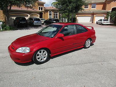 Honda Civic HX 1997 Hx Fully Built Ls Vtec Turbo 420 Horsepower Si
