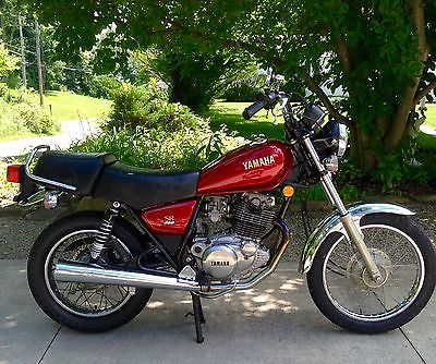Yamaha : Other 1982 yamaha sr 250 j exciter beautifully restored with new genuine yamaha parts