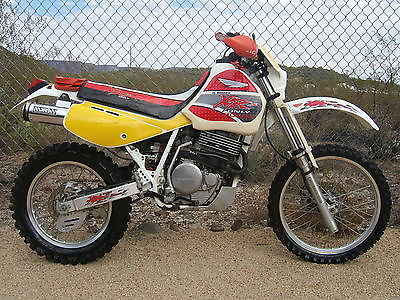 Honda : XR XR's ONLY 629R Street Legal TITLED Vintage MX MotoCross Enduro Desert Dual Sport