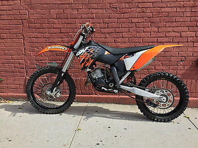 2009 Ktm 125sx Motorcycles for sale