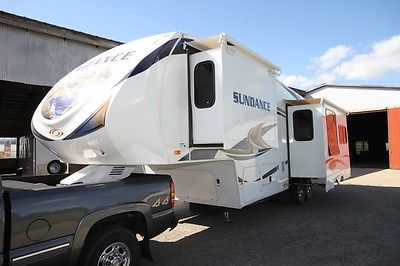 2012 Sundance 2900MK 5th Wheel RV 3 Slideouts Rear Living Super Clean MUST SEE!!