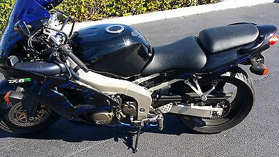 1999 Kawasaki Zx6r Ninja Motorcycles For Sale