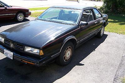 Oldsmobile : Eighty-Eight Eighty Eight Royale Rare 1990 Oldsmobile Delta 88 Coupe!!