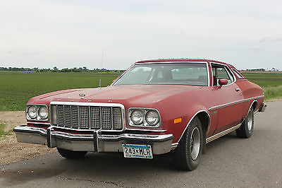 Ford : Torino Brougham 1976 ford gran torino restoration opportunity