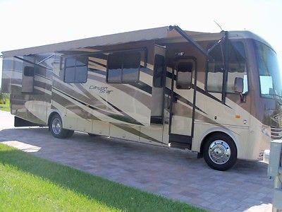 Newmar Canyon Star 2012 model 3856